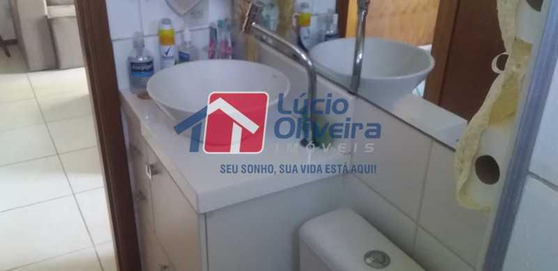 16 - Banheiro - Apartamento à venda Estrada Coronel Vieira,Irajá, Rio de Janeiro - R$ 220.000 - VPAP21488 - 17