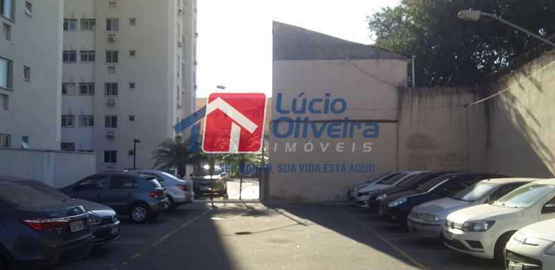 19 - Estacionamento - Apartamento à venda Estrada Coronel Vieira,Irajá, Rio de Janeiro - R$ 220.000 - VPAP21488 - 20
