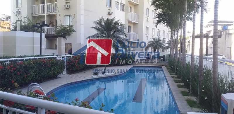 21 - Piscina - Apartamento à venda Estrada Coronel Vieira,Irajá, Rio de Janeiro - R$ 220.000 - VPAP21488 - 22