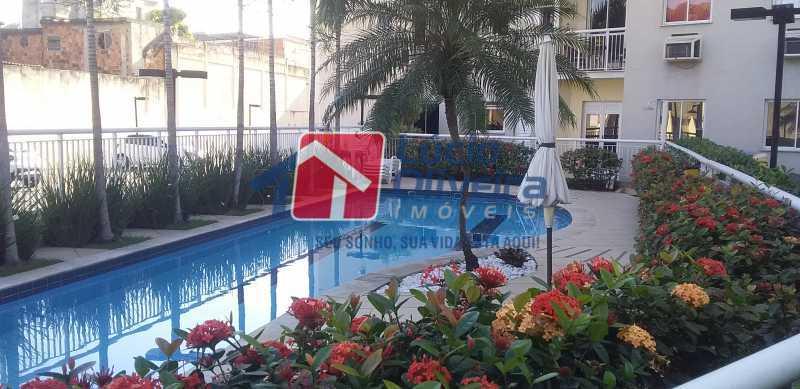 22 - Piscina - Apartamento à venda Estrada Coronel Vieira,Irajá, Rio de Janeiro - R$ 220.000 - VPAP21488 - 23