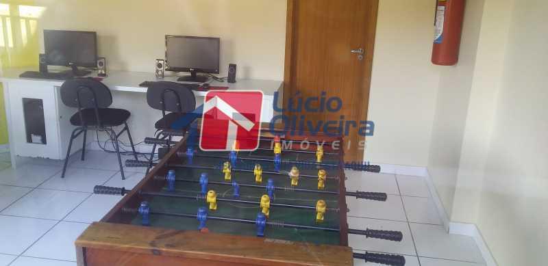 25 - Salão de Jogos - Apartamento à venda Estrada Coronel Vieira,Irajá, Rio de Janeiro - R$ 220.000 - VPAP21488 - 26
