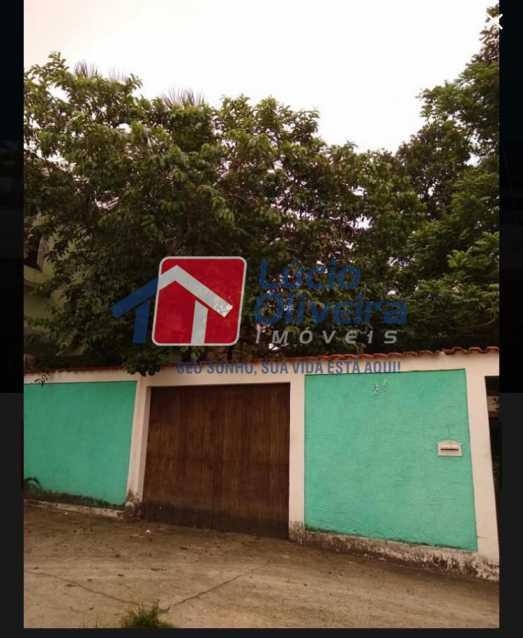 1-fachada - Casa 5 quartos à venda Madureira, Rio de Janeiro - R$ 450.000 - VPCA50033 - 1