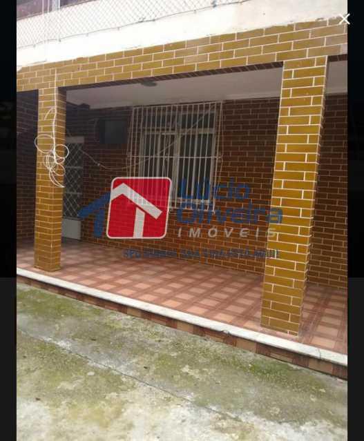2-fachada - Casa 5 quartos à venda Madureira, Rio de Janeiro - R$ 450.000 - VPCA50033 - 3