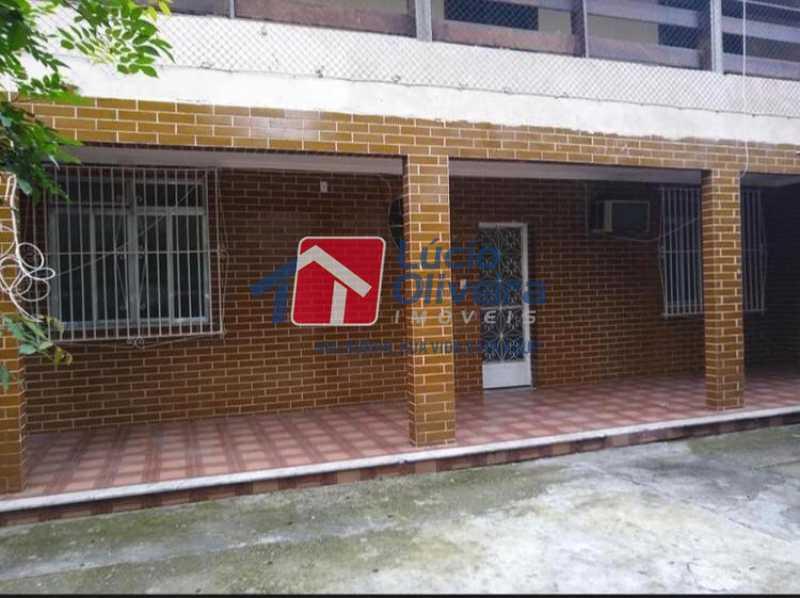 3-fachada - Casa 5 quartos à venda Madureira, Rio de Janeiro - R$ 450.000 - VPCA50033 - 4