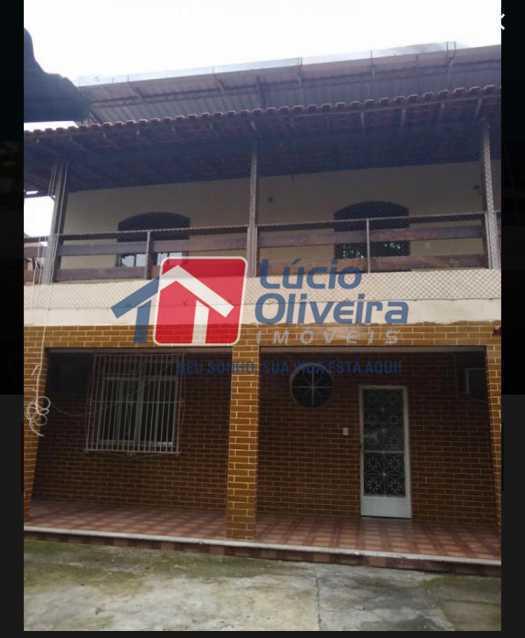 5-fachada - Casa 5 quartos à venda Madureira, Rio de Janeiro - R$ 450.000 - VPCA50033 - 6