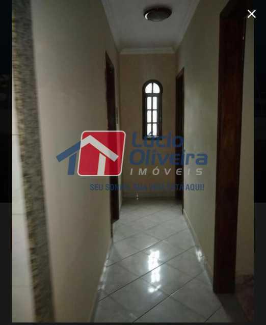 13-corredor - Casa 5 quartos à venda Madureira, Rio de Janeiro - R$ 450.000 - VPCA50033 - 14