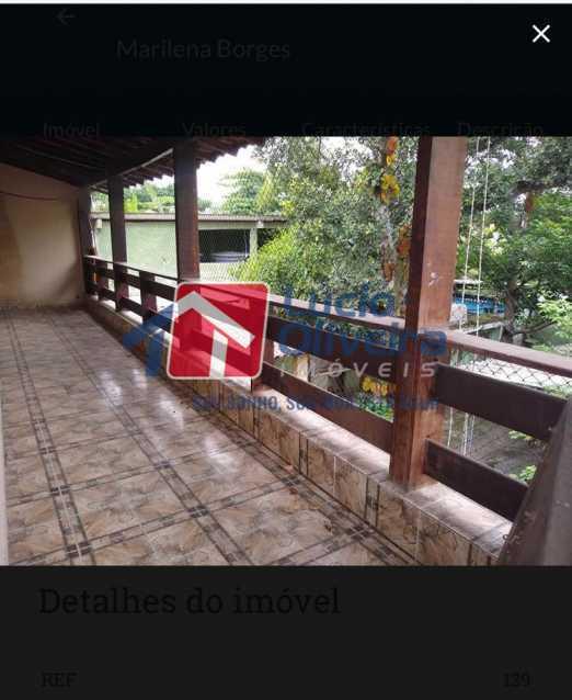 14-varanda - Casa 5 quartos à venda Madureira, Rio de Janeiro - R$ 450.000 - VPCA50033 - 15