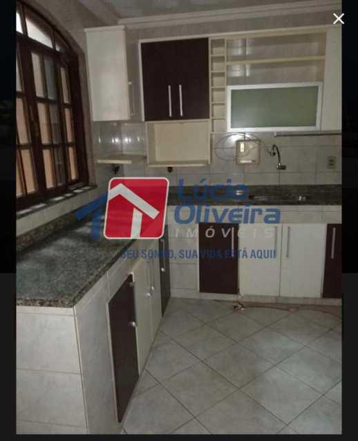 18-cozinha - Casa 5 quartos à venda Madureira, Rio de Janeiro - R$ 450.000 - VPCA50033 - 19