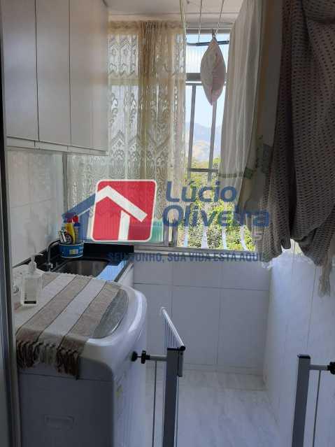 14. - Apartamento 2 quartos à venda Campo Grande, Rio de Janeiro - R$ 170.000 - VPAP21489 - 15