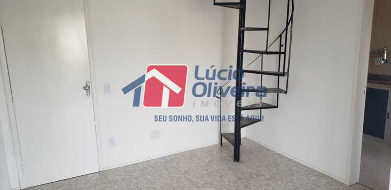 5-Acesso segundoar - Cobertura à venda Rua Cristóvão Colombo,Cachambi, Rio de Janeiro - R$ 315.000 - VPCO20016 - 6