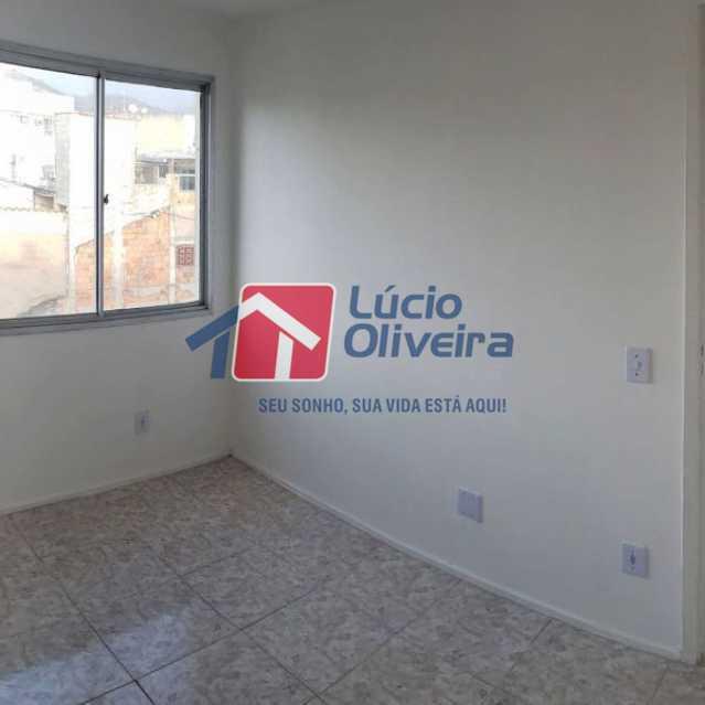 7-Quarto Casal - Cobertura à venda Rua Cristóvão Colombo,Cachambi, Rio de Janeiro - R$ 315.000 - VPCO20016 - 8
