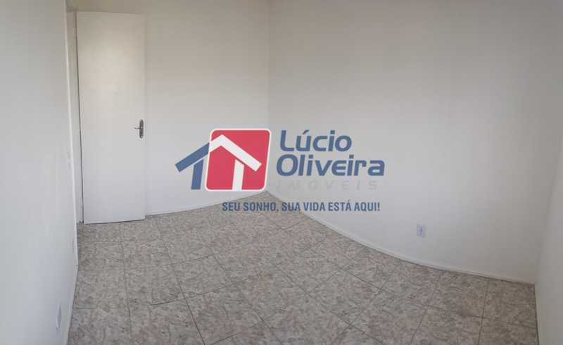 8-Quarto solteiro 1 - Cobertura à venda Rua Cristóvão Colombo,Cachambi, Rio de Janeiro - R$ 315.000 - VPCO20016 - 9