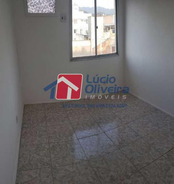 9-Quarto solteiro - Cobertura à venda Rua Cristóvão Colombo,Cachambi, Rio de Janeiro - R$ 315.000 - VPCO20016 - 10