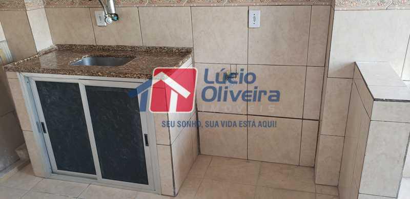 12-Cozinha - Cobertura à venda Rua Cristóvão Colombo,Cachambi, Rio de Janeiro - R$ 315.000 - VPCO20016 - 13