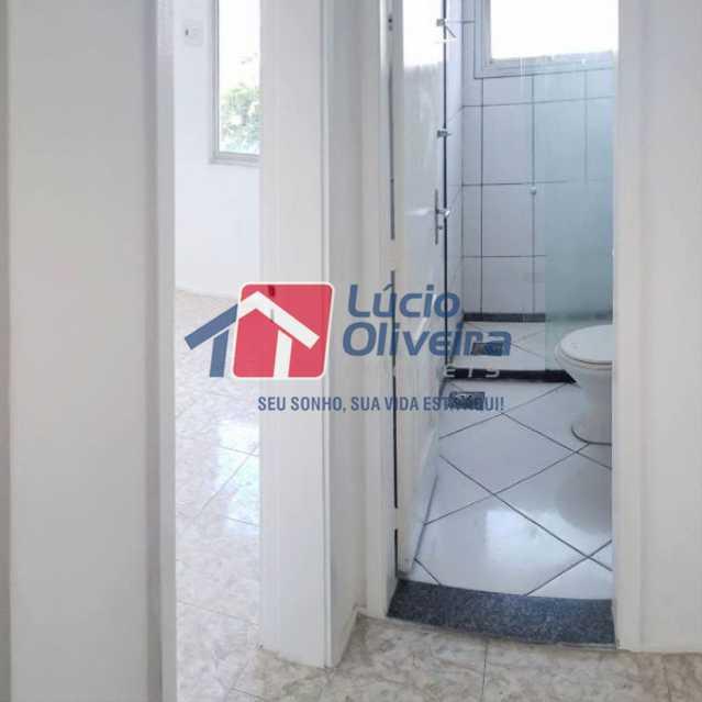 14-Banheiro suite - Cobertura à venda Rua Cristóvão Colombo,Cachambi, Rio de Janeiro - R$ 315.000 - VPCO20016 - 15