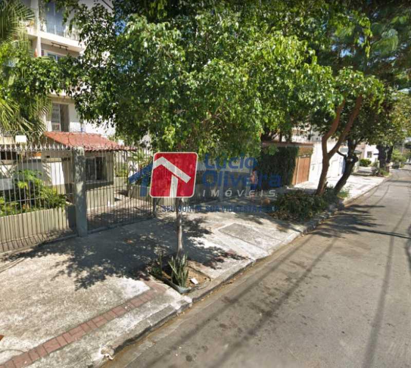 22-Vista Rua - Cobertura à venda Rua Cristóvão Colombo,Cachambi, Rio de Janeiro - R$ 315.000 - VPCO20016 - 23