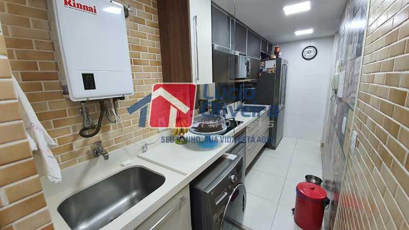 10- Area - Apartamento à venda Estrada do Guanumbi,Freguesia (Jacarepaguá), Rio de Janeiro - R$ 550.000 - VPAP21495 - 11