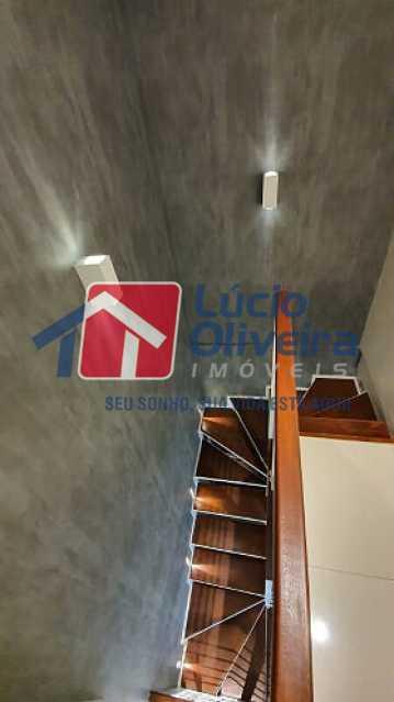 16- Escada acesso 2ar - Apartamento à venda Estrada do Guanumbi,Freguesia (Jacarepaguá), Rio de Janeiro - R$ 550.000 - VPAP21495 - 17