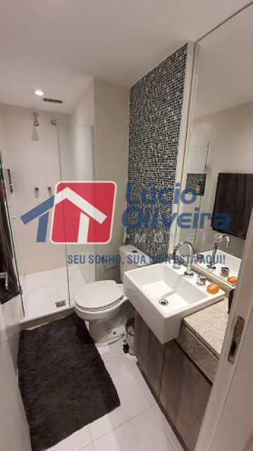 19- Suite - Apartamento à venda Estrada do Guanumbi,Freguesia (Jacarepaguá), Rio de Janeiro - R$ 550.000 - VPAP21495 - 20