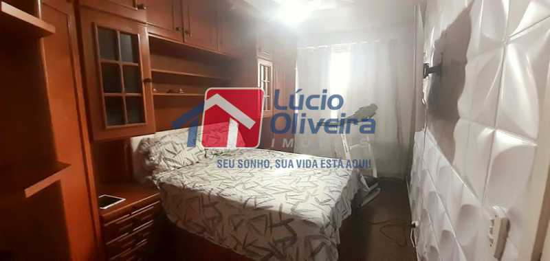 08- Quarto C. - Apartamento à venda Rua Raul da Cunha Ribeiro,Recreio dos Bandeirantes, Rio de Janeiro - R$ 588.000 - VPAP30364 - 9