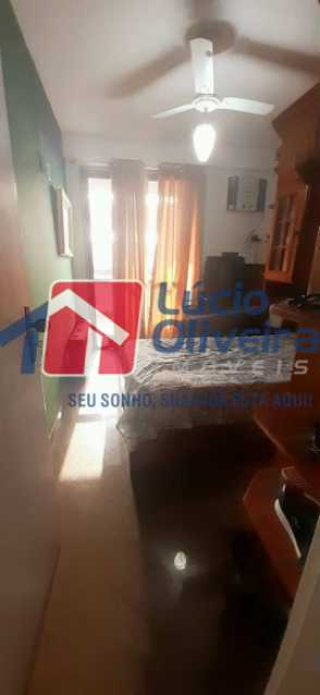 09- Quarto C. - Apartamento à venda Rua Raul da Cunha Ribeiro,Recreio dos Bandeirantes, Rio de Janeiro - R$ 588.000 - VPAP30364 - 10