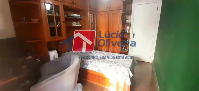 10- Quarto C. - Apartamento à venda Rua Raul da Cunha Ribeiro,Recreio dos Bandeirantes, Rio de Janeiro - R$ 588.000 - VPAP30364 - 11
