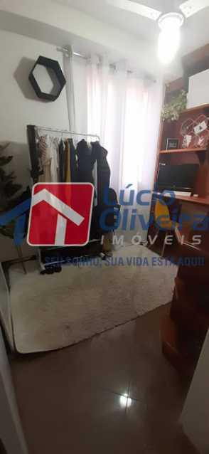 13- Quarto S. - Apartamento à venda Rua Raul da Cunha Ribeiro,Recreio dos Bandeirantes, Rio de Janeiro - R$ 588.000 - VPAP30364 - 14