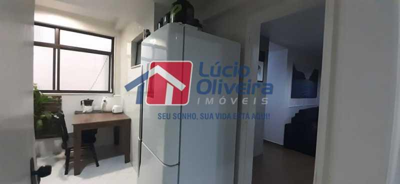 15- Cozinha - Apartamento à venda Rua Raul da Cunha Ribeiro,Recreio dos Bandeirantes, Rio de Janeiro - R$ 588.000 - VPAP30364 - 16
