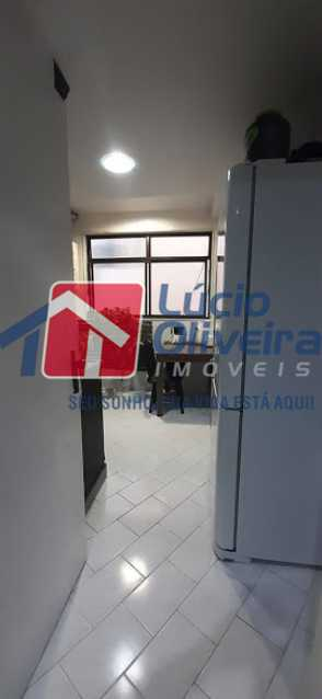 16- Cozinha - Apartamento à venda Rua Raul da Cunha Ribeiro,Recreio dos Bandeirantes, Rio de Janeiro - R$ 588.000 - VPAP30364 - 17