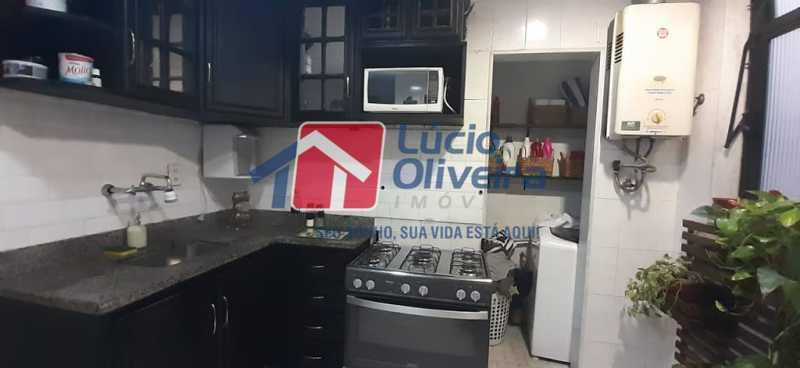 17- Cozinha - Apartamento à venda Rua Raul da Cunha Ribeiro,Recreio dos Bandeirantes, Rio de Janeiro - R$ 588.000 - VPAP30364 - 18