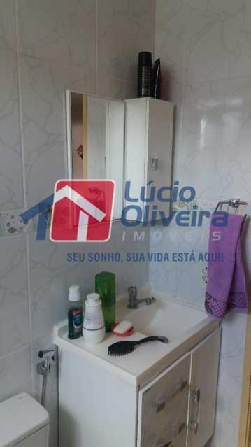 BANHEIRO 2. - Apartamento à venda Rua Dores do Turvo,Pavuna, Rio de Janeiro - R$ 90.000 - VPAP21496 - 10