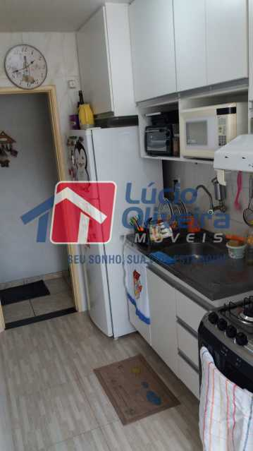 COZINHA 2. - Apartamento à venda Rua Dores do Turvo,Pavuna, Rio de Janeiro - R$ 90.000 - VPAP21496 - 8