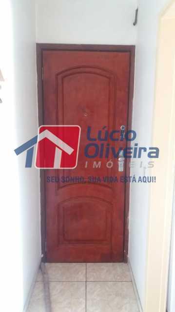 ENTRADA. - Apartamento à venda Rua Dores do Turvo,Pavuna, Rio de Janeiro - R$ 90.000 - VPAP21496 - 6