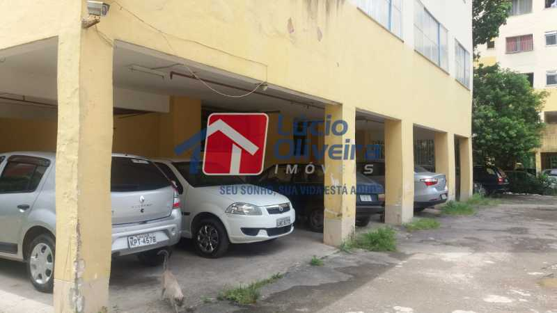 GARAGEM. - Apartamento à venda Rua Dores do Turvo,Pavuna, Rio de Janeiro - R$ 90.000 - VPAP21496 - 16