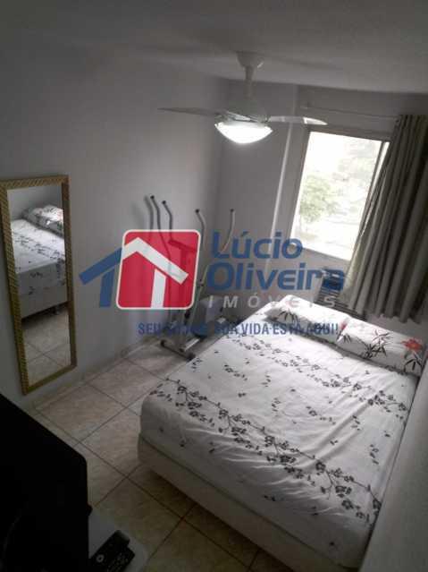 QUARTO 2. - Apartamento à venda Rua Dores do Turvo,Pavuna, Rio de Janeiro - R$ 90.000 - VPAP21496 - 13