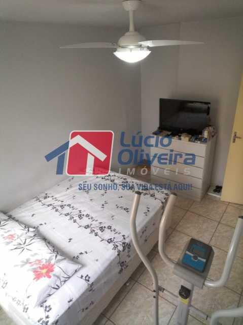 QUARTO. - Apartamento à venda Rua Dores do Turvo,Pavuna, Rio de Janeiro - R$ 90.000 - VPAP21496 - 14