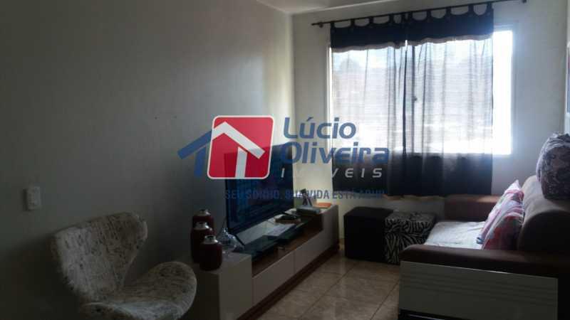 SALA DE ESTAR 2. - Apartamento à venda Rua Dores do Turvo,Pavuna, Rio de Janeiro - R$ 90.000 - VPAP21496 - 1