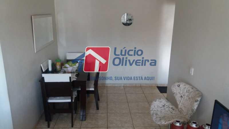 SALA DE JANTAR. - Apartamento à venda Rua Dores do Turvo,Pavuna, Rio de Janeiro - R$ 90.000 - VPAP21496 - 5