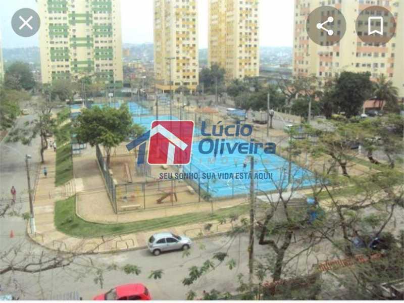 AREA DE LAZER - Apartamento à venda Rua Dores do Turvo,Pavuna, Rio de Janeiro - R$ 90.000 - VPAP21496 - 17