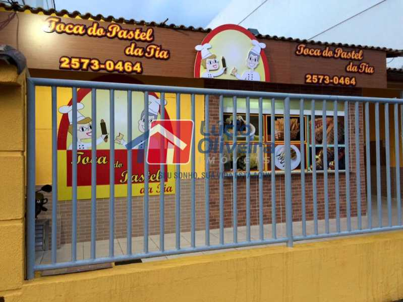2 FACHADA - Casa à venda Rua Carlina,Olaria, Rio de Janeiro - R$ 980.000 - VPCA00008 - 4