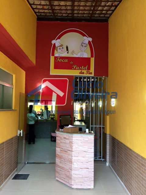 4 ENTRADA - Casa à venda Rua Carlina,Olaria, Rio de Janeiro - R$ 980.000 - VPCA00008 - 5