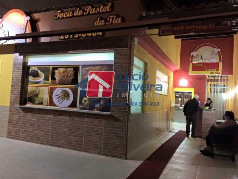 5 ENTRADA - Casa à venda Rua Carlina,Olaria, Rio de Janeiro - R$ 980.000 - VPCA00008 - 1