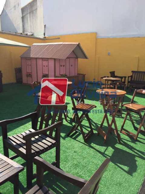 8 INTERIOR ÁREA DESCOBERTA - Casa à venda Rua Carlina,Olaria, Rio de Janeiro - R$ 980.000 - VPCA00008 - 6