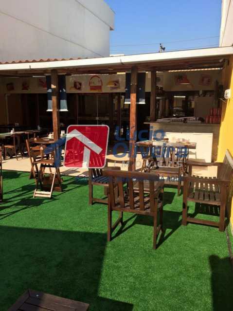 14 INTERIOR ÁREA DESCOBERTA - Casa à venda Rua Carlina,Olaria, Rio de Janeiro - R$ 980.000 - VPCA00008 - 8