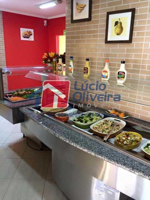 ÁREA DE BUFET 3 - Casa à venda Rua Carlina,Olaria, Rio de Janeiro - R$ 980.000 - VPCA00008 - 11