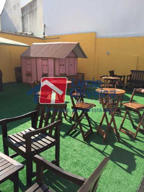 ÁREA INTERNA DESCOBERTA - Casa à venda Rua Carlina,Olaria, Rio de Janeiro - R$ 980.000 - VPCA00008 - 15