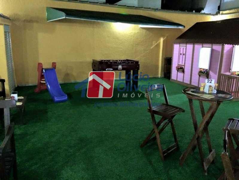 ESPAÇO PARA JOGOS - Casa à venda Rua Carlina,Olaria, Rio de Janeiro - R$ 980.000 - VPCA00008 - 20