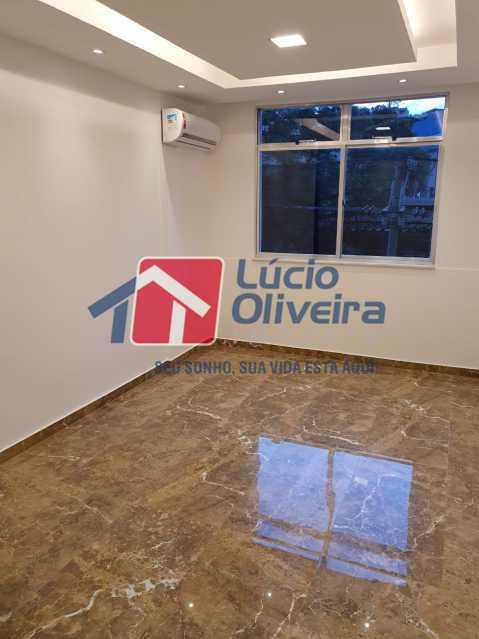 1-  Sala ambiente. - Apartamento 2 quartos à venda São Cristóvão, Rio de Janeiro - R$ 365.000 - VPAP21500 - 1