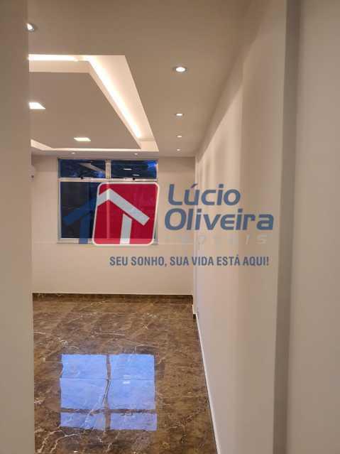3- Sala ambiente teto rebaixad - Apartamento 2 quartos à venda São Cristóvão, Rio de Janeiro - R$ 365.000 - VPAP21500 - 4