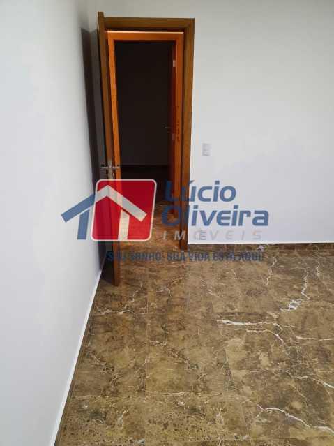 5-Quarto solteiro.... - Apartamento 2 quartos à venda São Cristóvão, Rio de Janeiro - R$ 365.000 - VPAP21500 - 7